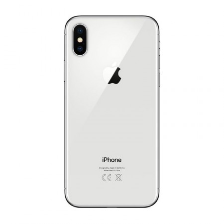 Смартфон Apple iPhone X 64 Silver фото 3