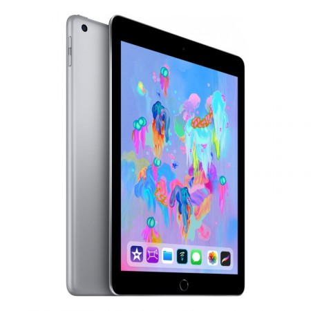 "Планшет Apple iPad 9.7"" 2018 128Gb Wi-Fi Space Gray фото 2"