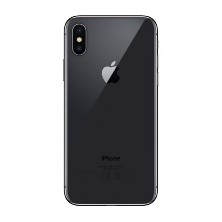 Смартфон Apple iPhone X 64 Space Gray фото 3