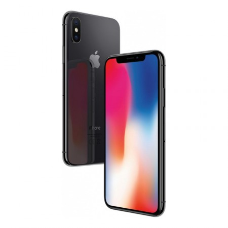 Смартфон Apple iPhone X 64 Space Gray фото 4