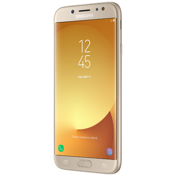 Смартфон Samsung Galaxy J7 (2017) SM-J730FM Gold  фото