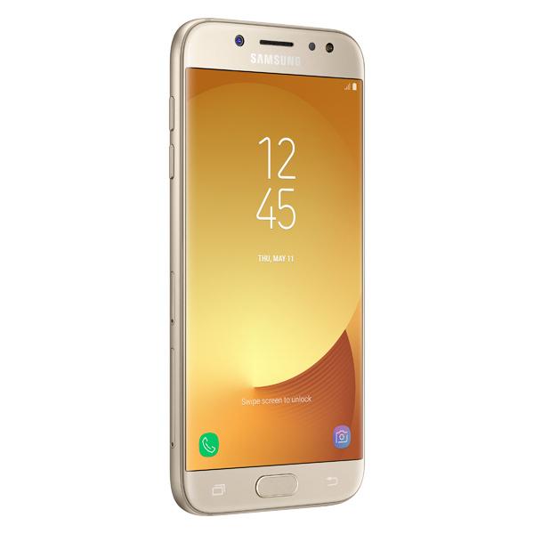 Смартфон Samsung Galaxy J5 (2017) DS SM-J530FM Gold  фото
