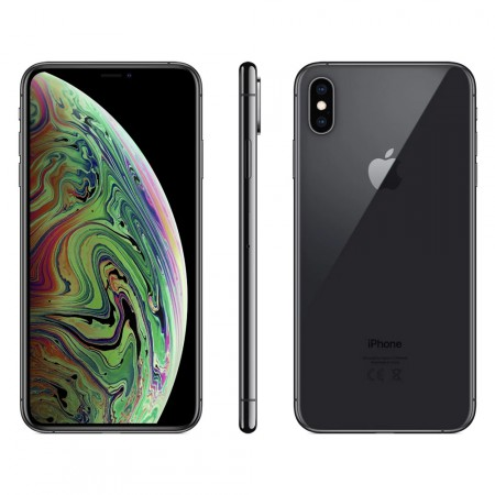 Смартфон Apple iPhone Xs Max 256 Гб Space Gray фото 2