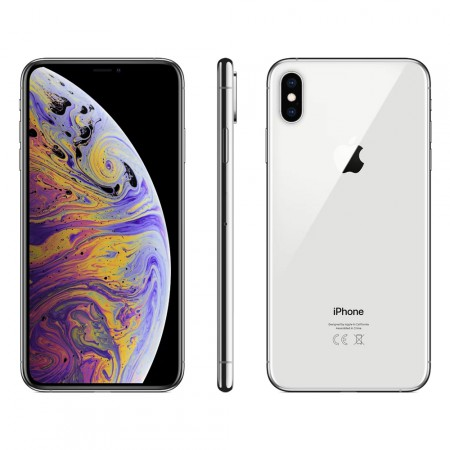 Смартфон Apple iPhone Xs Max 64 Гб Silver фото 2