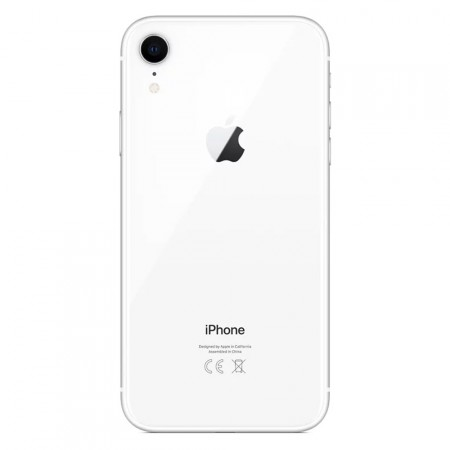 Смартфон Apple iPhone Xr 64 Гб White фото 2