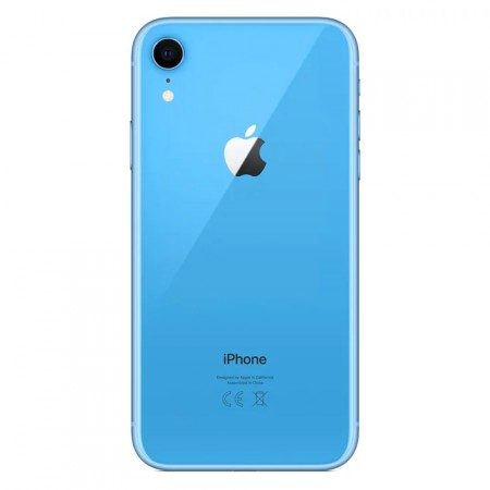 Смартфон Apple iPhone Xr 64 Гб Blue фото 2