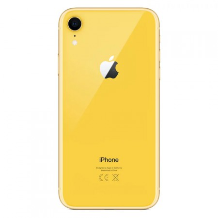 Смартфон Apple iPhone Xr 256 Гб Yellow фото 2