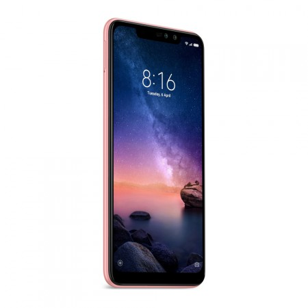 Смартфон Xiaomi Redmi Note 6 Pro 4/64GB Rose Gold фото 4