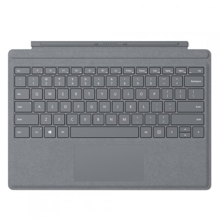 Планшет Microsoft Surface Pro 6 i5 8Gb 128Gb Platinum + (Клавиатура Microsoft Surface Signature Type Cover) фото 1