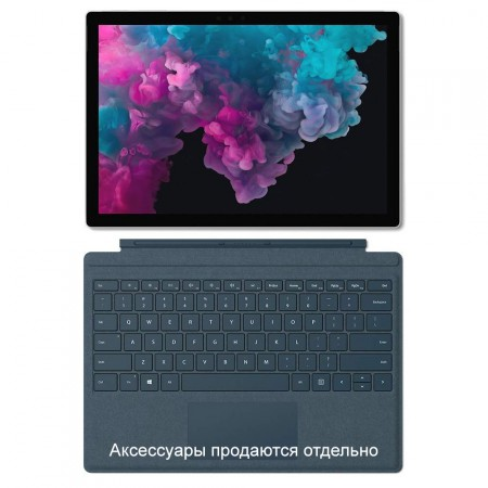 Планшет Microsoft Surface Pro 6 i7 8Gb 256Gb Black фото 4