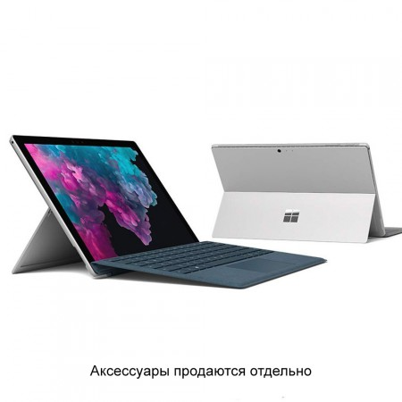 Планшет Microsoft Surface Pro 6 i7 16Gb 512Gb Black фото 5