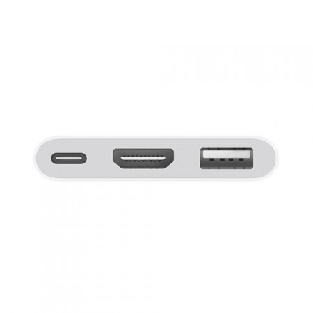 Адаптер Apple USB-C Digital AV Multiport Adapter (MJ1K2) фото 3