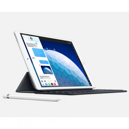 Планшет Apple iPad Air (2019) 256Gb Wi-Fi + Cellular Silver фото 1