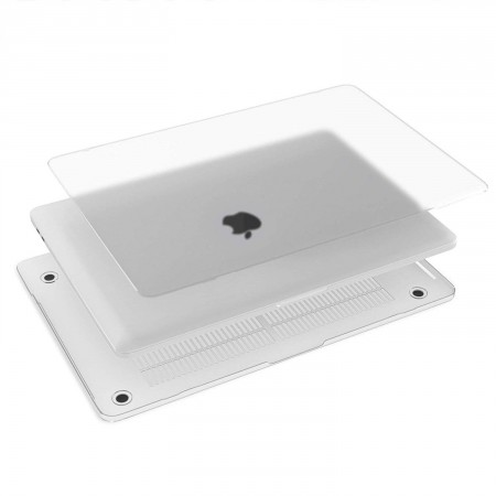 "Защитная накладка HardShell Case for MacBook Air 13"" (A1932), Frosted фото 4"