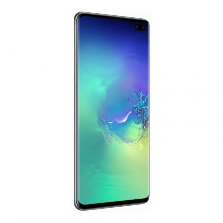 Смартфон Samsung Galaxy S10 Plus 128GB Аквамарин (SM-G975F/DS) фото 3