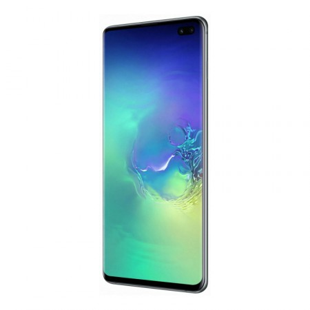 Смартфон Samsung Galaxy S10 Plus 128GB Аквамарин (SM-G975F/DS) фото 5