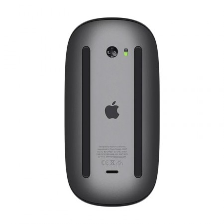 Беспроводная мышь Apple Magic Mouse 2 Space Gray (MRME2) фото 3