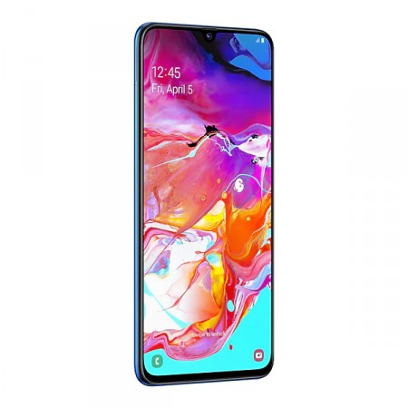 Смартфон Samsung Galaxy A70 (2019) 128Gb Blue фото 4
