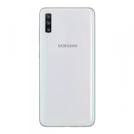 Смартфон Samsung Galaxy A70 (2019) 128Gb White фото 2