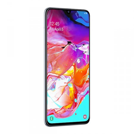 Смартфон Samsung Galaxy A70 (2019) 128Gb White фото 4