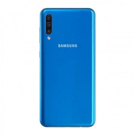 Смартфон Samsung Galaxy A50 (2019) 64Gb Blue фото 1