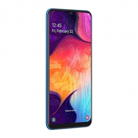 Смартфон Samsung Galaxy A50 (2019) 64Gb Blue фото 3