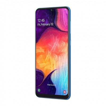 Смартфон Samsung Galaxy A50 (2019) 64Gb Blue фото 4