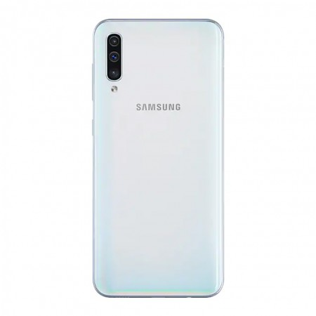 Смартфон Samsung Galaxy A50 (2019) 64Gb White фото 1