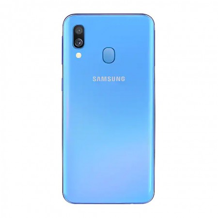 Смартфон Samsung Galaxy A40 (2019) 64Gb Blue фото 1