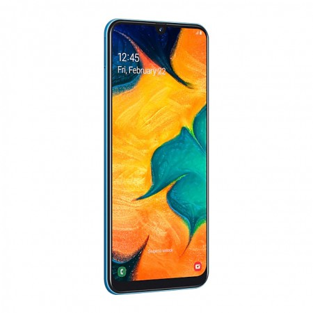 Смартфон Samsung Galaxy A30 (2019) 32Gb Blue фото 3