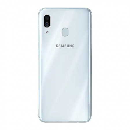 Смартфон Samsung Galaxy A30 (2019) 32Gb White фото 2