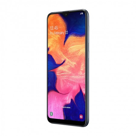 Смартфон Samsung Galaxy A10 (2019) 32Gb Black фото 3