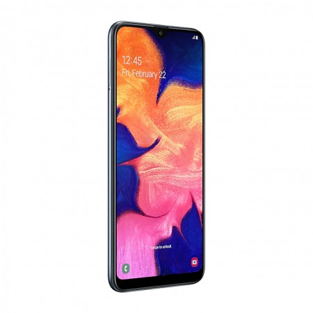 Смартфон Samsung Galaxy A10 (2019) 32Gb Black фото 4