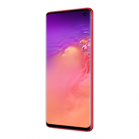 Смартфон Samsung Galaxy S10 128GB Гранат (SM-G973F/DS) фото 3