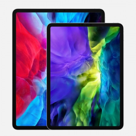 "Планшет Apple iPad Pro 12.9"" (2020) 128GB Wi-Fi+LTE Space Gray фото 2"