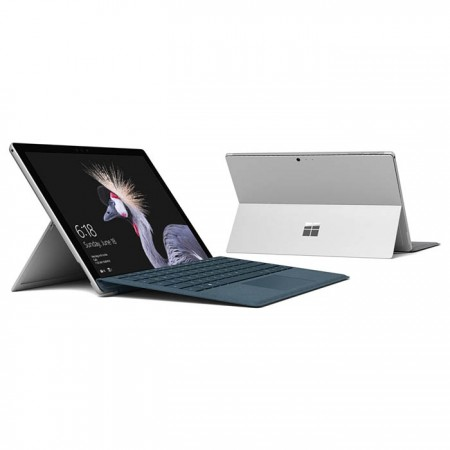 Клавиатура Microsoft Surface Pro Signature Type Cover (Alcantara), Cobalt Blue для Pro 5, 6, 7 фото 1