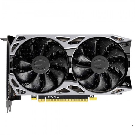 Видеокарта EVGA GeForce GTX 1660 Ti SC ULTRA GAMING 6144Mb (06G-P4-1667-KB) фото 2