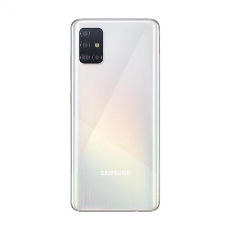 Смартфон Samsung Galaxy A51 6/128GB Белый фото 1