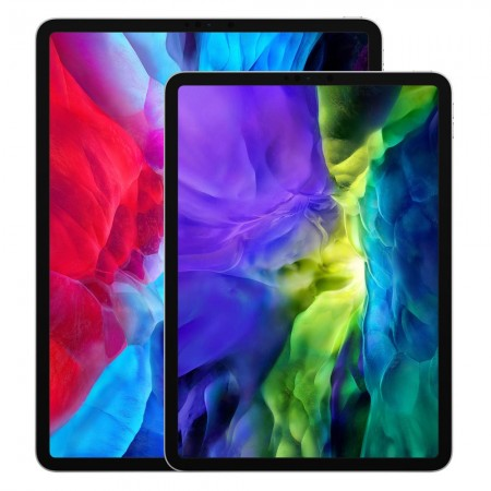 Планшет Apple iPad Pro 11 (2020) 128Gb Wi-Fi Silver фото 1