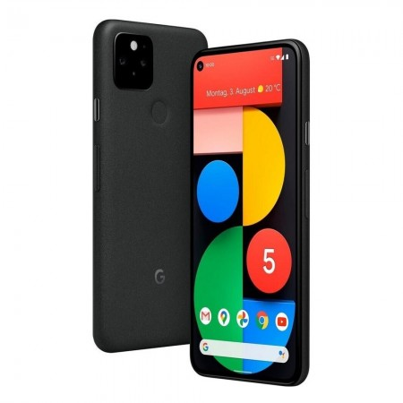 Смартфон Google Pixel 5 8/128GB, Just Black - Чёрный фото 1