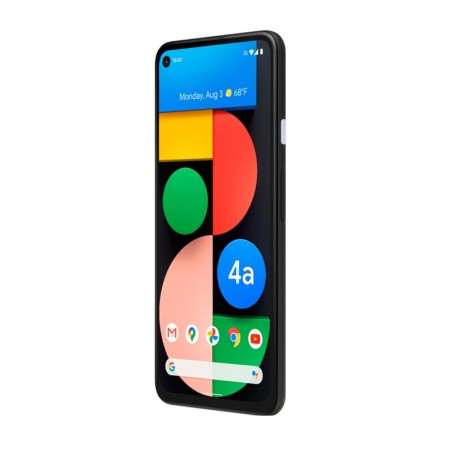 Смартфон Google Pixel 4A 5G 128GB Just Black фото 1