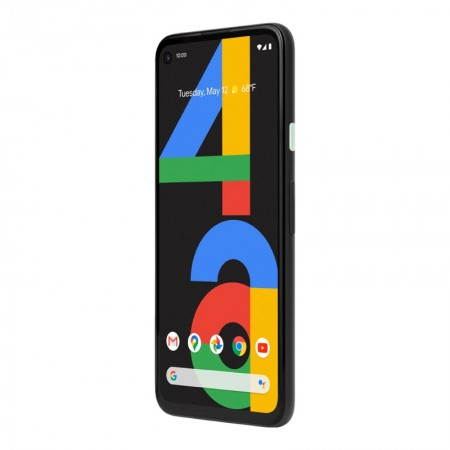 Смартфон Google Pixel 4A 128GB Just Black фото 1