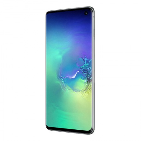 Смартфон Samsung Galaxy S10 128GB Аквамарин (SM-G973F/DS) фото 3