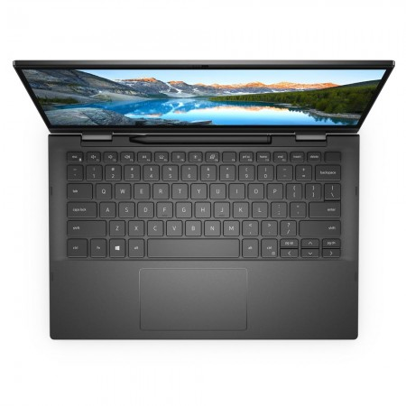 Ноутбук DELL Inspiron 13 7306 2-in-1 (Intel Core i7 1165G7 2800 MHz/16GB/512GB SSD + 32GB Optane/Intel Iris XE Graphics/Element Black)