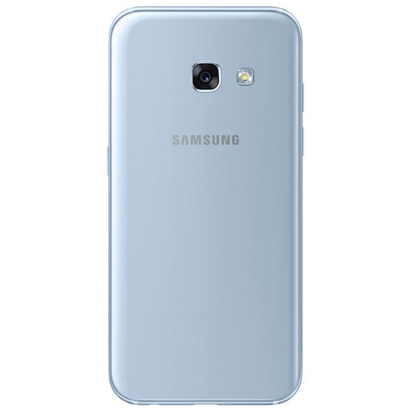 Смартфон Samsung Galaxy A3 (2017) SM-A320F Blue  фото