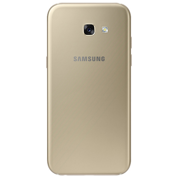 Смартфон Samsung Galaxy A5 (2017) SM-A520F Gold  фото