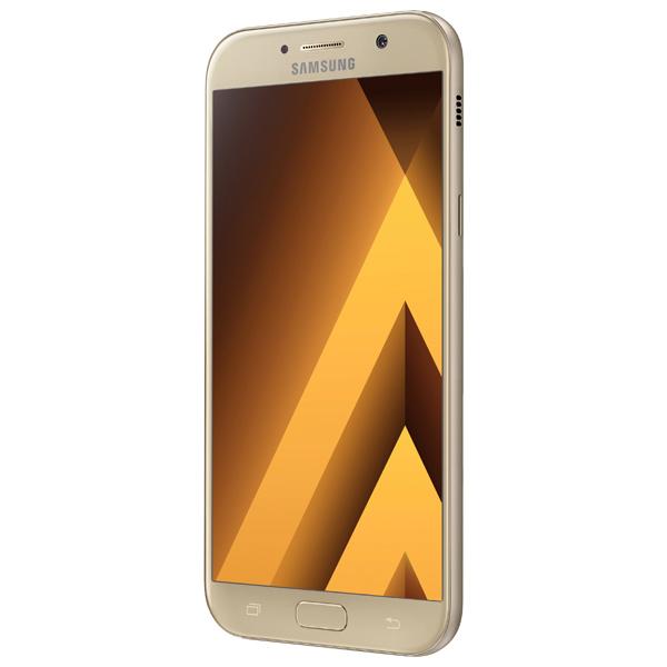 Смартфон Samsung Galaxy A7 (2017) SM-A720F Gold  фото