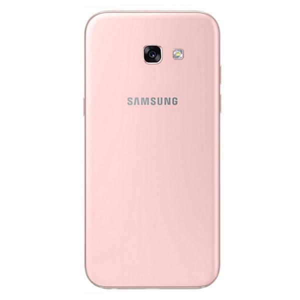 Смартфон Samsung Galaxy A5 (2017) SM-A520F Pink  фото
