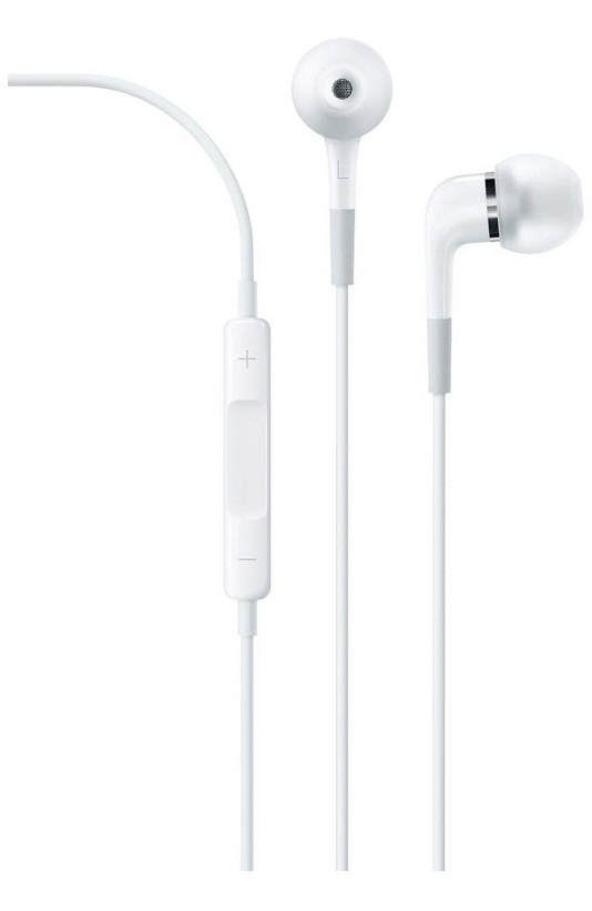 Наушники Apple In-Ear Headphones with Remote and Mic ME186  фото