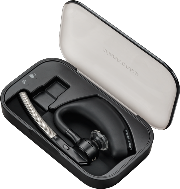 Наушники Plantronics Voyager Legend + чехол  фото